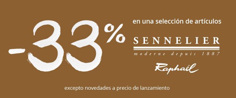 -33% en una seleccion de articulos Sennelier