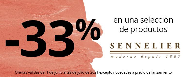 -33% en una selección de productos Plein Air Sennelier