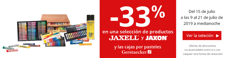 -33% en una seleccion de productos Jax