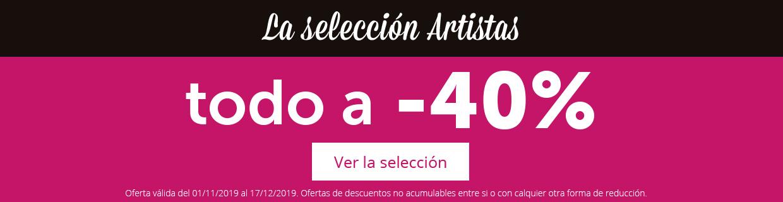 La selección Artistas