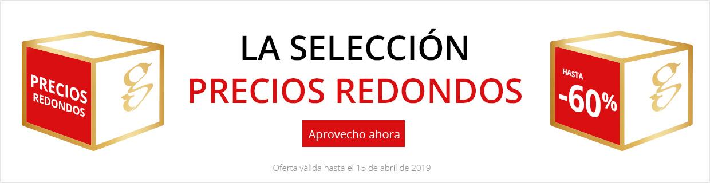 Precios Redondos 2019 !