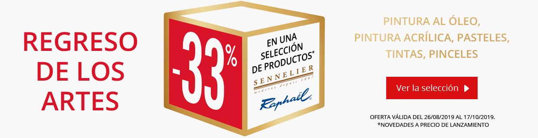 Una selección de productos Sennelier